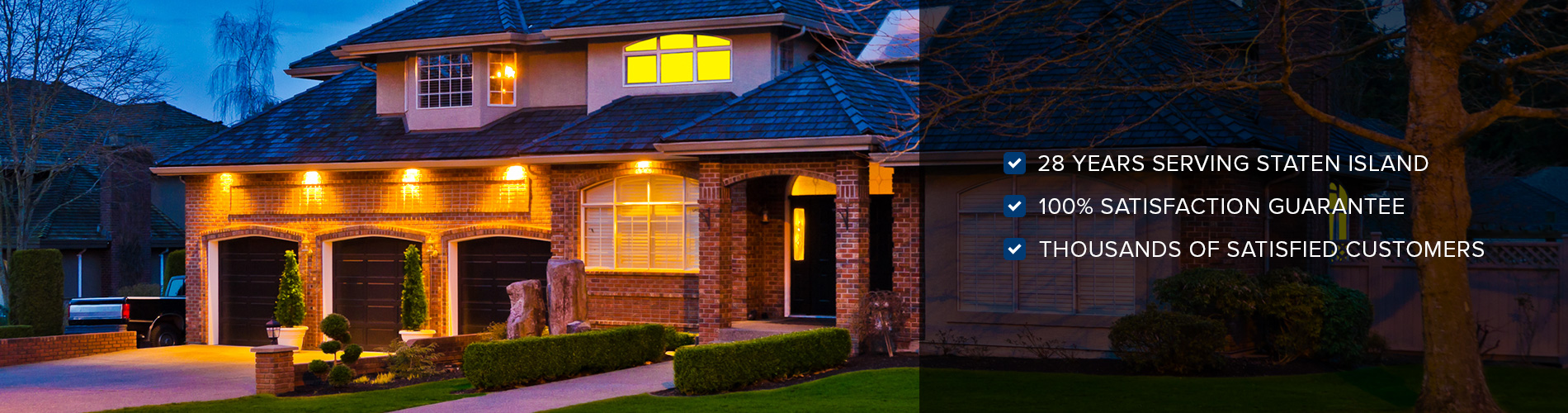 Residential Electrician & Lighting in Staten Island, NY